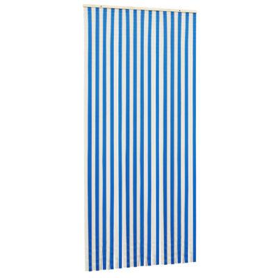 Door curtain blue weekender
