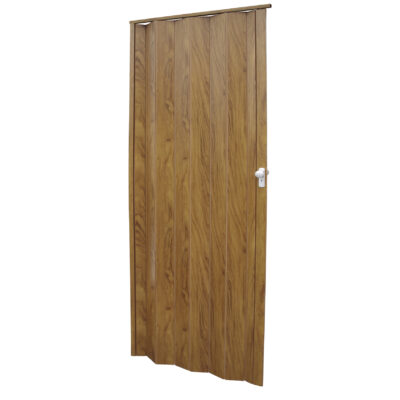 PVC concertina alpine door