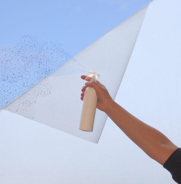 Window Film solution spray