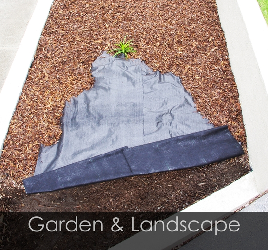 Garden and landscape DIY