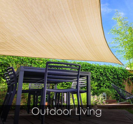 Outdoor living DIY
