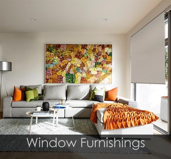 Window Furnishings DIY blinds