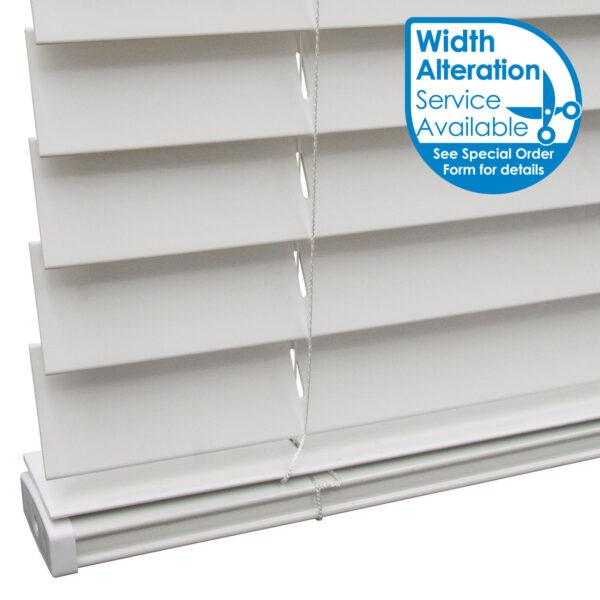 ClearView PVC venetian blinds