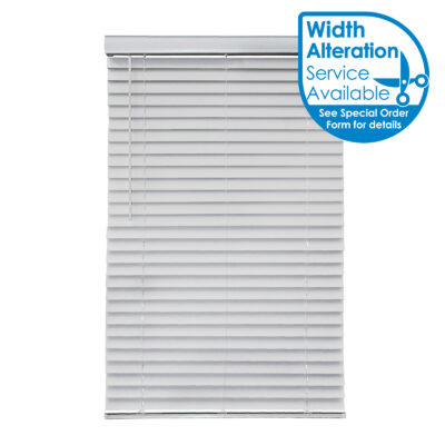ClearView PVC venetian blinds