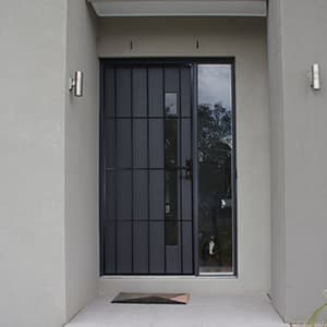 Barrier Screen Doors